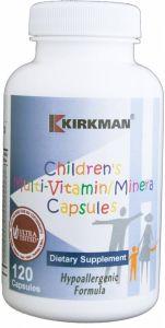 Childrens Multi-Vitamin/Mineral - Capsules