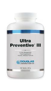 Ultra Preventive III - 180 Tabletten