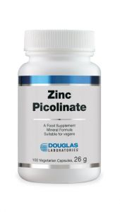 Zinc Picolinate 30 mg 100 Veg Kapsler