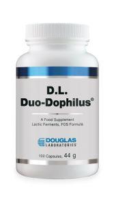 D.L. Duo Dophilus 100 Kapsler