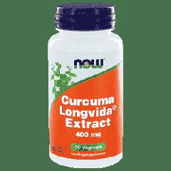 Curcuma Longvida® Extract - 50 veg. Kapseln