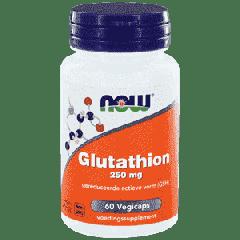 Glutathion 250 mg - 60 veg. capsules