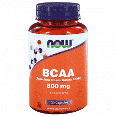 BCAA (Branched Chain Amino Acids) - 120 Kapseln