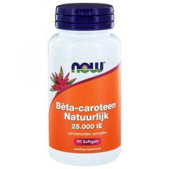 Beta-Carotene Natural - 90 softgels