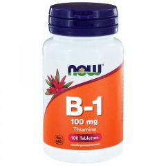 B1 100 mg - 100 tablets