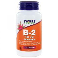 B2 100 mg - 100 capsules