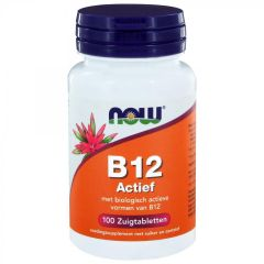 B12 Actief - 100 lozenges