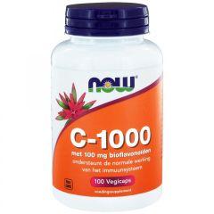 C-1000 met 100 mg Bioflavonoïden - 100 veg. capsules