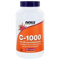 C-1000 met 100 mg Bioflavonoïden - 250 veg. capsules