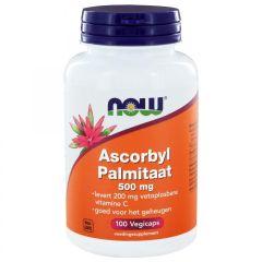 Ascorbyl Palminaat 500 mg - 100 veg. capsules