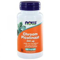 Chromium picolinate 200 mcg - 100 veg. capsules