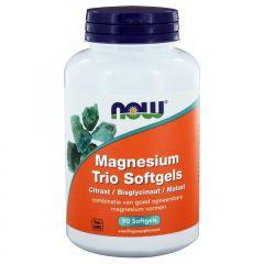 Magnesium Trio Softgels - 90 softgels
