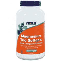 Magnesium Trio Softgels - 180 softgels