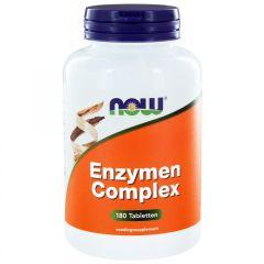 Enzymen Complex - 180 Tabletter