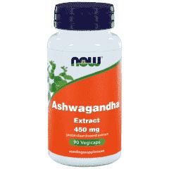 Ashwagandha Extract 450 mg - 90 veg. capsules