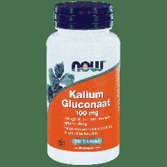 Potassium Gluconate 100 mg - 100 tablets