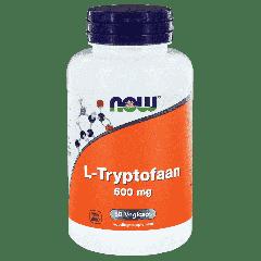 L-Tryptophan 500 mg - 60 veg. capsules