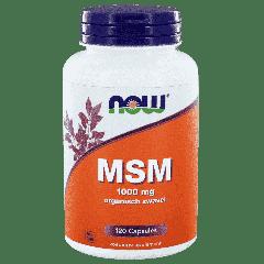 MSM 1000 mg - 120 Kapseln