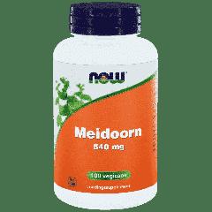 Meidoorn 540 mg - 100 veg. capsules