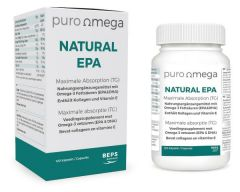 Natural EPA Maximale Absorptie - 120 Capsules