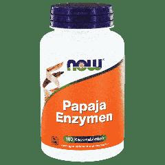 Papaja Enzymen - 180 Tyggetabletter