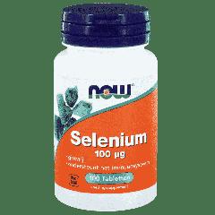 Selenium 100 mcg - 100 tablets