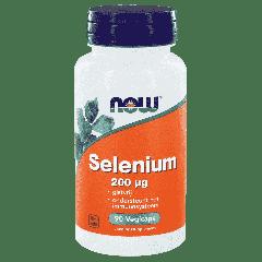 Selenium 200 mcg - 90 veg. capsules