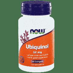 Co-Q10 Ubiquinol 50 mg - 60 Softgels
