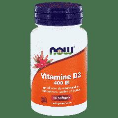 Vitamine D3 400IE - 90 softgels