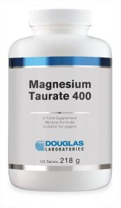 Magnesium Taurate - 120 Tablets