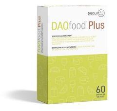 DAOfood Plus - 60 capsules