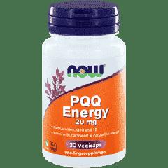 PQQ Energy 20 mg - 30 veg. Capsules