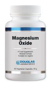 Magnesium Oxide  - 90 Veg. Capsules