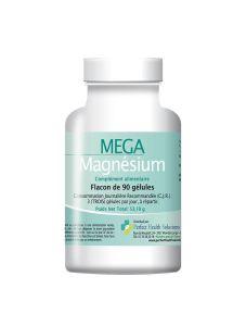 Mega Magnesium - 90 Kapsler