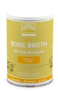 Beef Bone Broth - Botten Boullion