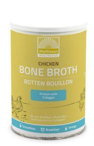 Chicken Bone Broth - Kippen Bottenbouillon