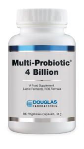 Multi-Probiotic 4 Billion - 100 Vegetarische Capsules
