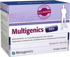 Multigenics Men V2 NF 30 zakjes