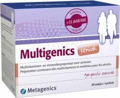 Multigenics Senior V2 NF 30 zakjes