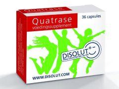 Quatrase - 36 capsules