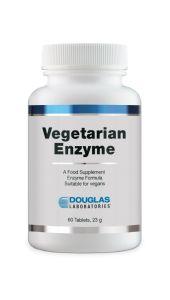 Vegetarian Enzyme 60 Tabletten