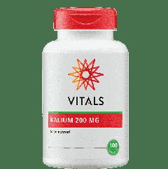 Kalium 200 mg - 100 Capsules