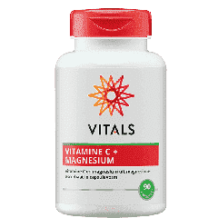 Vitamine C + Magnesium - 90 Capsules