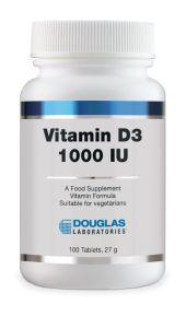 Vitamin D 1000 IU 100 Tabletten