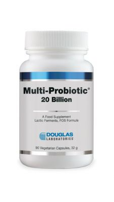 Multi Probiotic 20 billion - 90 Vegetarische Kapseln
