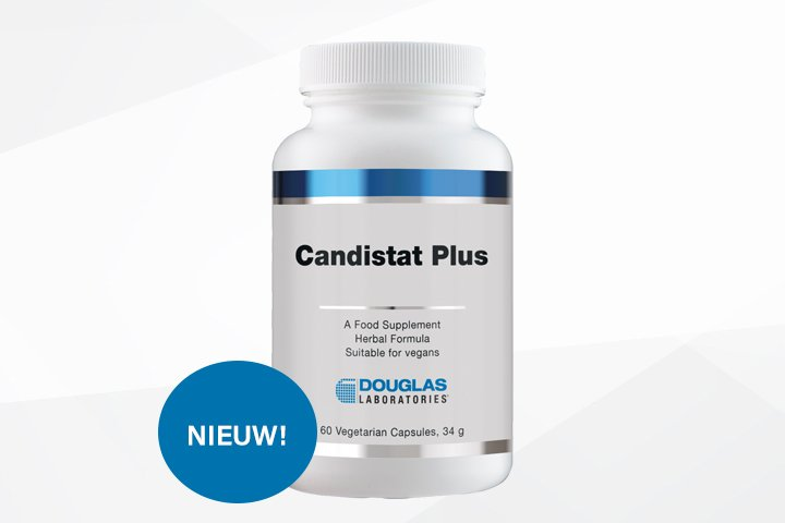 Verbeterde formule Candistat Plus - Douglas Laboratories