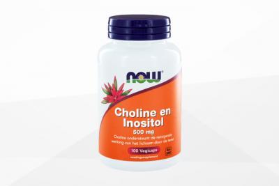 Choline en Inositol 500 mg samenstelling gewijzigd