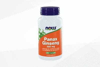 Panax Ginseng 500 mg jetzt eine Vegi Kapsel